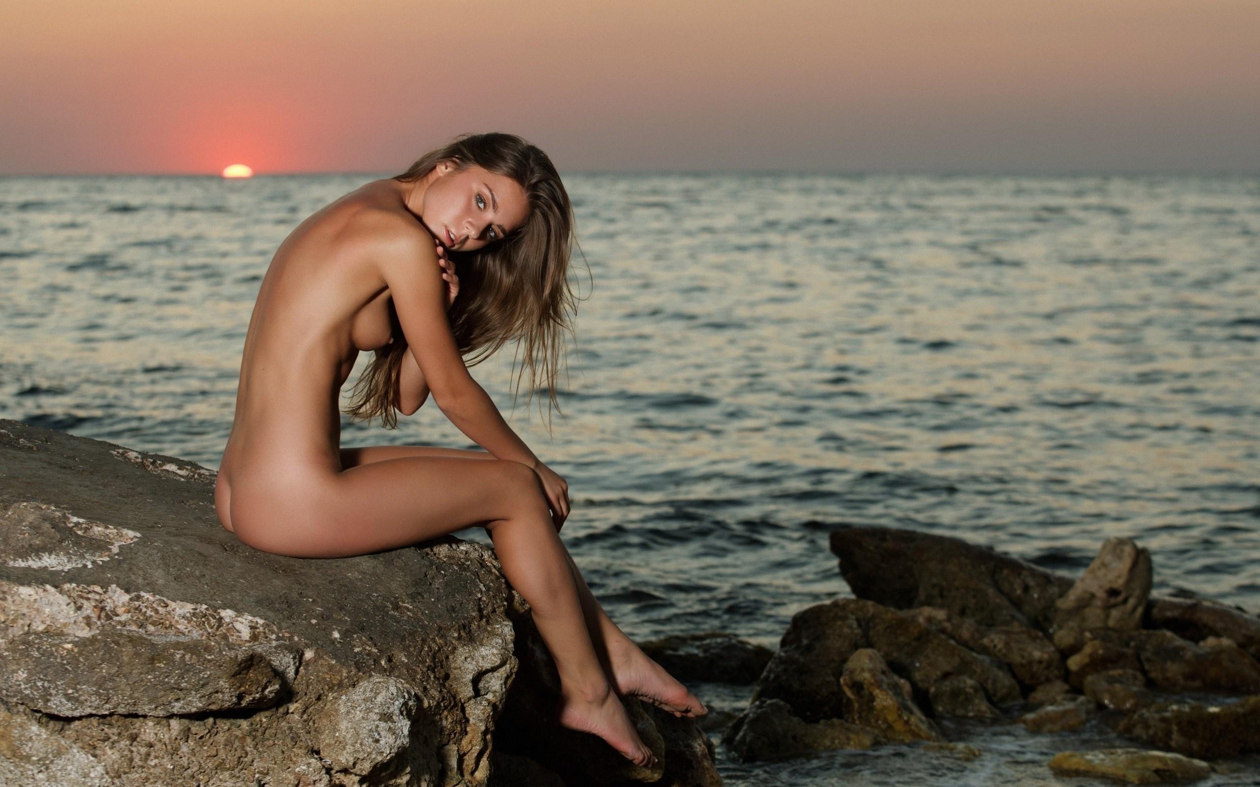 эротические фото с моря частное порно